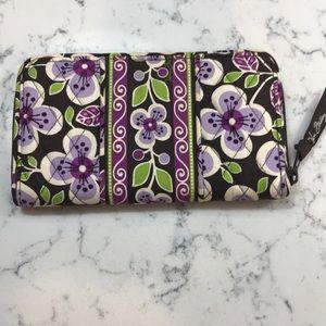 Vera Bradley wallet.  Preloved